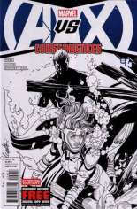 AvX: Consequences #4 Variant C: 2nd Printing