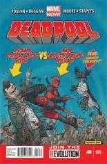 Deadpool (2012-2015) #3 Variant A
