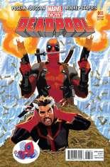 Deadpool (2012-2015) #3 Variant B: 1:50 Variant