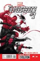Thunderbolts (2012-2014) #1 Variant A