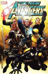 New Avengers: Deluxe Edition (2007-2011) #HC Vol 4