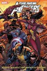New Avengers: Deluxe Edition (2007-2011) #HC Vol 6