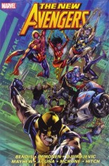 New Avengers: Deluxe Edition (2007-2011) #HC Vol 7