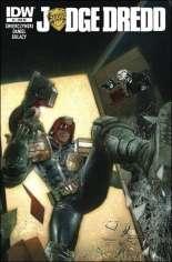 Judge Dredd (2012-2015) #1 Variant J: Disposable Heroes Comics Exclusive