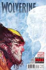 Wolverine (2010-2012) #317 Variant A