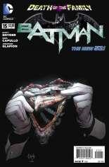 Batman (2011-2016) #15 Variant C: Incentive Cover