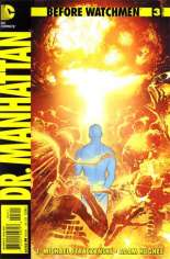 Before Watchmen: Dr. Manhattan (2012-2013) #3 Variant A