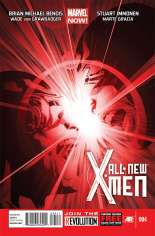 All-New X-Men (2013-2015) #4 Variant A