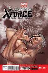 Cable and X-Force (2012-2014) #2 Variant A