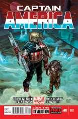 Captain America (2012-2014) #2 Variant A