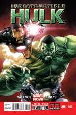 Indestructible Hulk (2013-2014) #2 Variant A