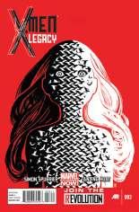 X-Men: Legacy (2013-2014) #3 Variant A