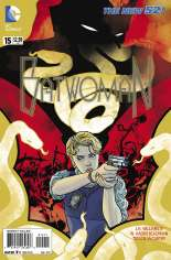 Batwoman (2011-2015) #15 Variant A