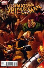 Amazing Spider-Man (1999-2014) #643 Variant A: Newsstand Edition