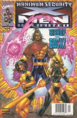 X-Men Unlimited (1993-2003) #29 Variant A: Newsstand Edition