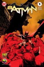 Batman (2011-2016) #1 Variant K: M&M Exclusive Variant Alamo Comic Con