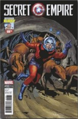 Secret Empire (2017-Present) #10 Variant H: Celebrating Kirby 100th Variant Cover - Antman Cover