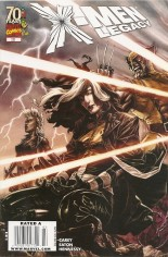 X-Men: Legacy (2008-2012) #220 Variant A: Newsstand Edition