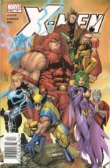 X-Men (1991-2001, 2004-2008) #161 Variant A: Newsstand Edition