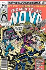 Nova (1976-1979) #10 Variant C: UK Edition