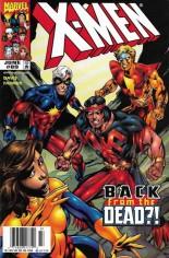 X-Men (1991-2001, 2004-2008) #89 Variant A: Newsstand Edition