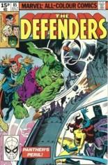 Defenders (1972-1986) #85 Variant C: UK Edition