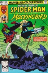 Marvel Team-Up (1972-1985) #95 Variant C: UK Edition