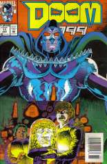 Doom 2099 (1993-1996) #11 Variant A: Newsstand Edition
