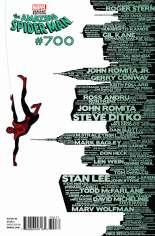 Amazing Spider-Man (1999-2014) #700 Variant D