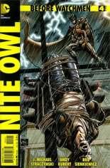 Before Watchmen: Nite Owl #4 Variant B: 1:25 Variant