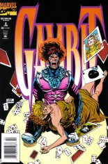 Gambit (1993-1994) #2 Variant A: Newsstand Edition
