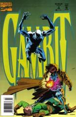 Gambit (1993-1994) #3 Variant A: Newsstand Edition