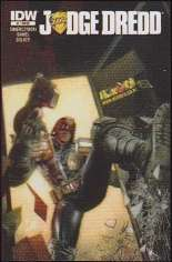 Judge Dredd (2012-2015) #1 Variant P: Heroes for Sale Exclusive