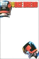 Judge Dredd (2012-2015) #1 Variant S: Jetpack Comics Get-a-Sketch 1:250 Exclusive