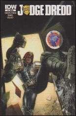 Judge Dredd (2012-2015) #1 Variant T: Larry's Comics Exclusive