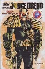Judge Dredd (2012-2015) #1 Variant U: Larry's Comics Incentive Exclusive