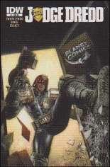Judge Dredd (2012-2015) #1 Variant V: Planet Comics Exclusive