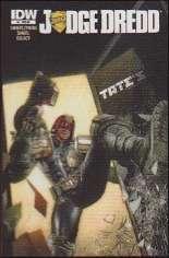 Judge Dredd (2012-2015) #1 Variant Y: Tate's Comics Exclusive