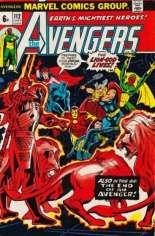Avengers (1963-1996) #112 Variant B: UK Edition