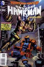 Savage Hawkman (2011-2013) #15