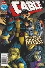 Cable (1993-2002) #40 Variant A: Newsstand Edition
