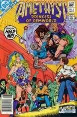 Amethyst, Princess of Gemworld (1983-1984) #5 Variant A: Newsstand Edition