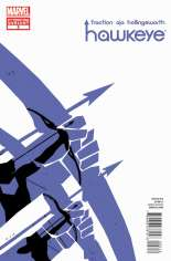 Hawkeye (2012-2015) #3 Variant B: 2nd Printing