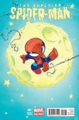 Superior Spider-Man (2013-2014) #1 Variant C: Baby Cover
