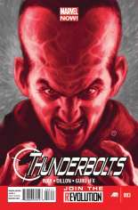 Thunderbolts (2012-2014) #3 Variant A