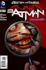 Batman (2011-2016) #13 Variant I: 3rd Printing