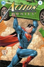 Action Comics (1938-2011, 2016-Present) #1 Variant M: Special Convention Exclusive