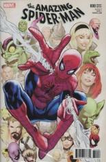 Amazing Spider-Man (2017-2018) #800 Variant K