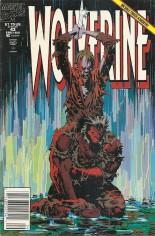 Wolverine (1988-2003) #43 Variant A: Newsstand Edition