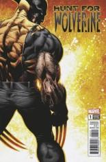 Hunt For Wolverine #1 Variant B